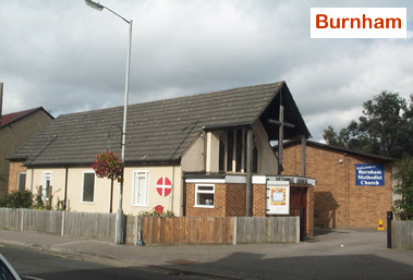 Burnham Methodist Church
