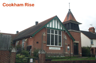 Cookham Rise Methodist Church
