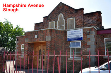 Hampshire Avenue Methodist Church, Slough