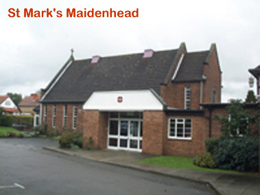 St Mark's Crescent Methodist Church, Maidenhead