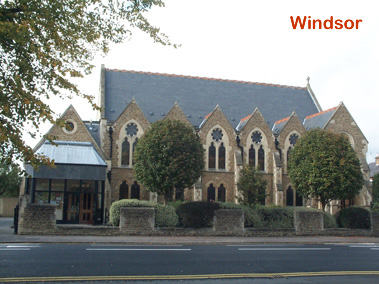 Windsor Methodist Church