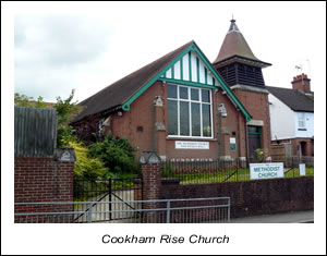 Cookham Rise church