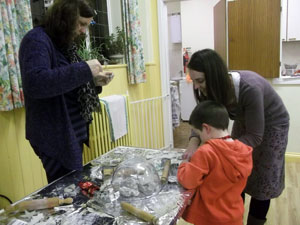 Children's activity workshop