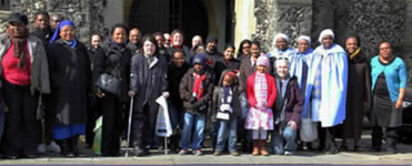 Walk of Witness in Slough